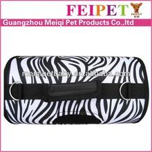 New Design Cute simple strip dog bag travel