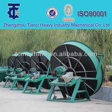 china first-class urea fertilizer pellet pan granulator