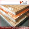 4*8 ' Moisture proof wood grain UV Melamine MDF board,MDF wall panel chipboard