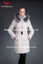 Latex coats for women