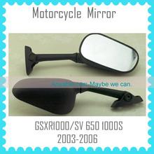 motorcycle parts factory For SUZUKI GSXR1000 2003 2004 2005 2006 motorcycle rear view mirror