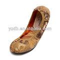 Nueva moda de holgazán plana para las mujeres de primavera/dr de verano zapatos de la comodidad