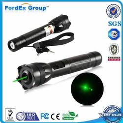 Cheap Powerful Adjustable Focus 532nm 300mw Green Laser Pointer