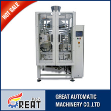 Chinese supplier Automatic potato chips packaging machine / dry fruit and vegetable packaging machine with factory price