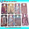 2014 New custom mobile phone bags & cases for samsung s5