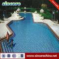 baratos telha piscina de padrão internacional