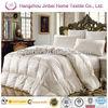 Premium Hungarian Goose Down Comforter/White Goose Down Quilt/White Goose Duvet