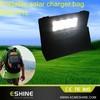 0.6w solar light panel foldable solar back charger bag