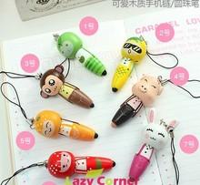 factory hot sale wooden promotional ball pen