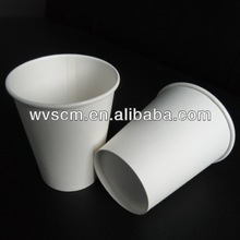 6 oz White Hot Paper Cups