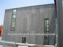 Non Asbestos cement sheet exterior wall cladding fiber cement cladding board