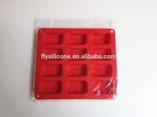 German Lidl Supermarket Supplier - rectangle silicone cake mould