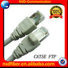 12 years' factory experience with cat5e stp rj 45 8p8c patch cord cat5e cable coaxial cable