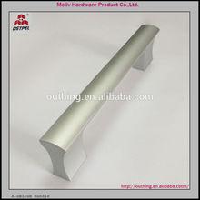 2014 kitchen hardware aluminium alloy metal furniture drawer handles