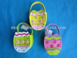New design Easter Felt Basket for kids