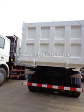 buying shaanxi shacman 40m3 20 ton 6x4 dump trucks