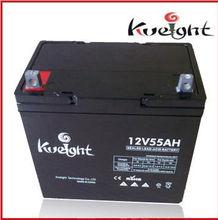 Lead Acid MF Car Battery 12V55AH