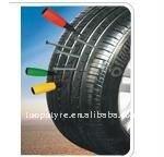 Bulletproof car tires