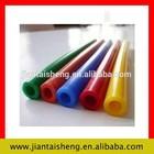 Custom made FAD silicone colored surgical tubing