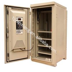 Customized New Design Galvanized/ Aluminium Telecom Cabinet / Enclosure/Box SK235