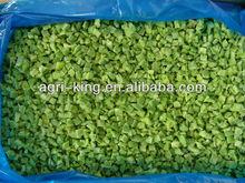 iqf diced green pepper