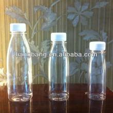 juice bottle with plastic