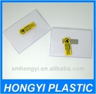 pvc magnetic name badge holders , vinyl tent magnetic card holders, showing name pouch,plastic business card holder