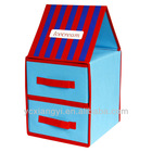 Kids nonwoven storage box foldable 30x26x48cm