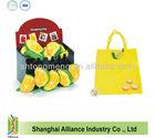Lemon Foldable Reusable Shopping Bag -- Promotional Gifts