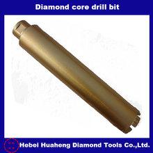 """96mm x 400mm 5/8""""-11 vacuum brazed thin wall wet core drill bits diamond tools diamond cutting tools"""