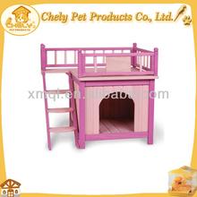 2014 New designed castle wooden pet house