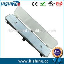 High brightness 2 Feet 4 Feet 5 Feet 60/120/150cm 600/1200/1500mm IP65 Outdoor LED Tri Proof Light Lamp for Parking Lot