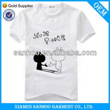OEM Printing Guy T Shirts Fashion Design Good Quality China Factory