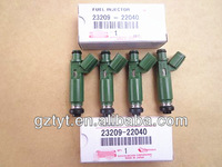 Genuine Part Fuel Injector 23209-22040 ,23209-0D040 for TOYOTA COROLLA/MR2/RAV4