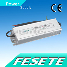 200W 12V waterproof led driver ip67 led power wupply 48v with CE