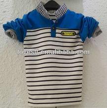 2014 Loveslf Fashion cotton T-shirt for baby boy Children boy T-shirt