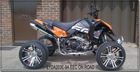 J 250cc NEW ATV QUAD BIKE ROAD LEGAL T