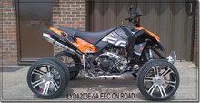 J 250cc NEW ATV QUAD BIKE ROAD LEGAL T