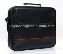 Cheap PU Leather Handbag Men's Briefcase 15.6'' Conference Bags Laptop Price Dubai