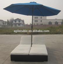 10193 cheap outdoor garden sun lounger