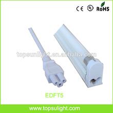 2014 energy saving good quality t5 triphosphor fluorescent tube