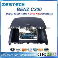 ZESTECH car dvd gps navigation for mercedes benz c200 navigation system W204 (2008-2010) 180K/C200/C260/C300 dvd gps navigation