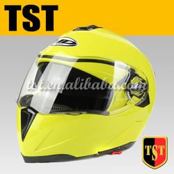 Modern Face Motorcycle Helmet,anti-scratch optical face shield