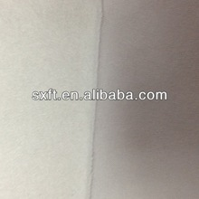 100% polyester fabric knit fleece