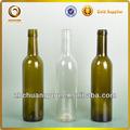 China de 750 ml botellas de vidrio