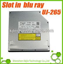 Slim SATA Slot in UJ-265 6x BD-RW Drive blu ray burner Play 100GB Bluray disc