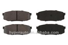 D1304 cheap brake pads for Toyota car part