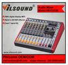 VM-EX12B yamaha audio mixer/usb dj mixer/soundcraft mixer