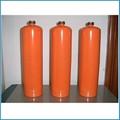1l mapp gas del cilindro, propano de gas del cilindro, cilindro de gas pequeñas