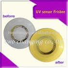 UV sensitive Frisbee/ Flying disc
